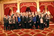 Rencontre des présidents de Parcs à l'Elysée