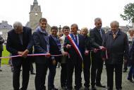 Inauguration du Musée de la Préhistoire de Rânes