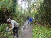 Mobilisation des pêcheurs Fertois pour restaurer la Maure