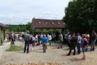 Portes ouvertes à la ferme du Champ Secret : les visiteurs venus nombreux