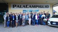 Participation du Parc aux rencontres internationales des géoparcs