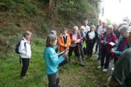 La Société Amicale des Géologues Amateurs en visite sur le territoire