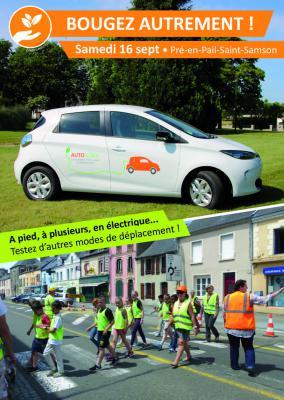 Bougez autrement à Pré-en-Pail-Saint-Samson !