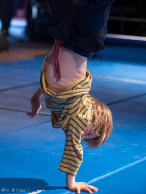 Le Cirque à l'école du Tapis Vert