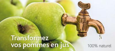 Pommes en jus