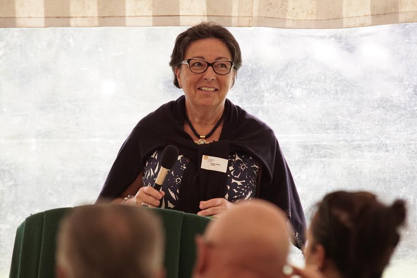 Maryse Oliveira, Présidente du Parc